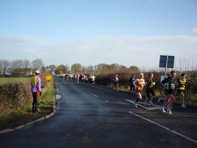 Brass Monkey runners 2012