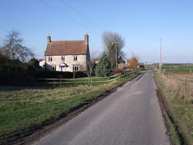 Westmead Farmhouse, Elcombe