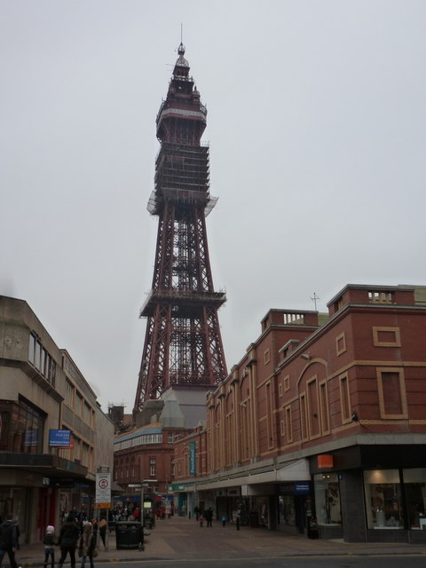 Blackpool: Bank Hey Street