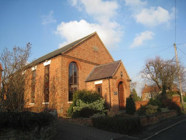 Former Methodist Chapel, Plungar