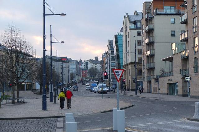 Holyrood Road, Edinburgh