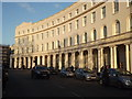 TQ2882 : Park Crescent by Colin Smith