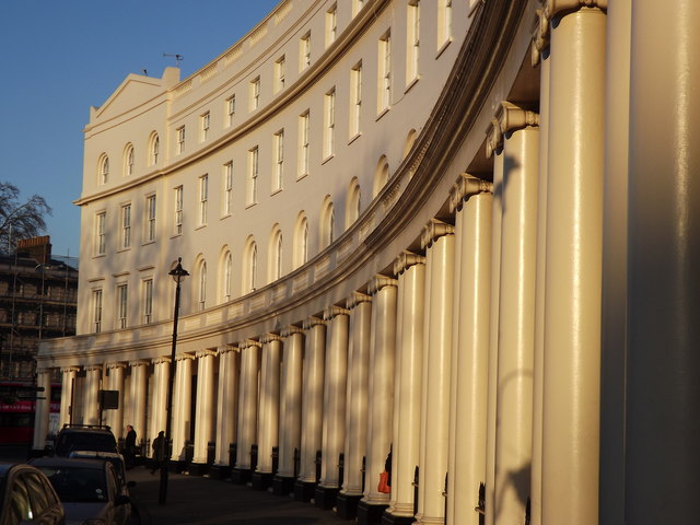 Park Crescent by John Nash © Colin Smith :: Geograph ...