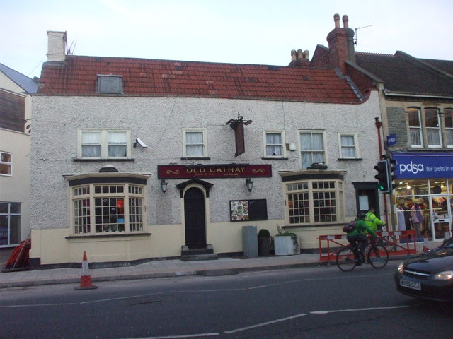 The Old Cathay, Wells Rd, Bristol
