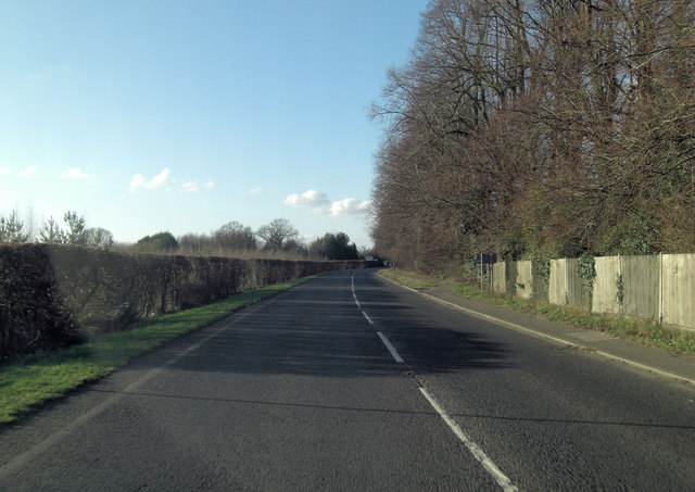 A274 east of Park Wood