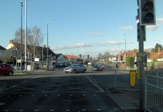 A274 and A229 junction