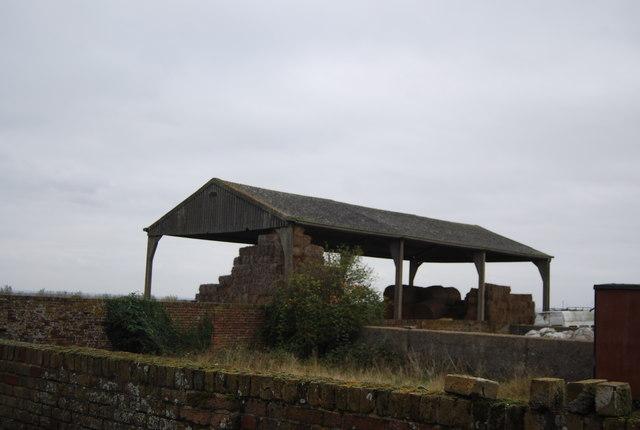 Hay barn, Decoy Farm