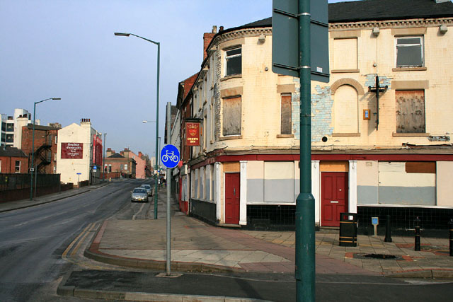 The Crown and Arkwright Street