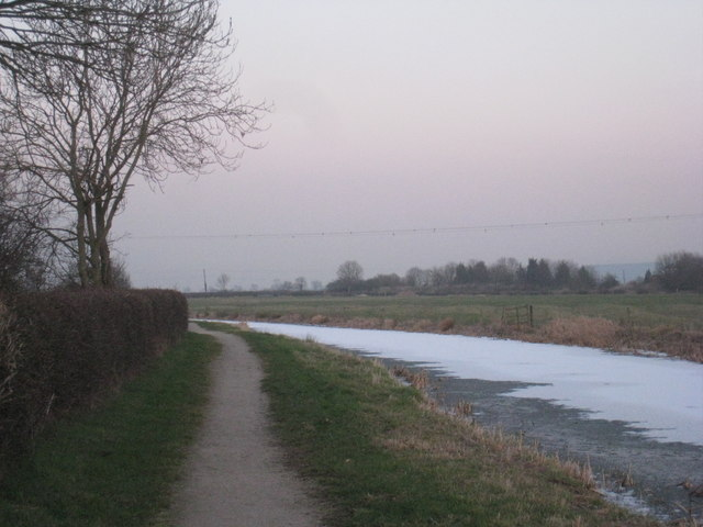 The Grantham Canal
