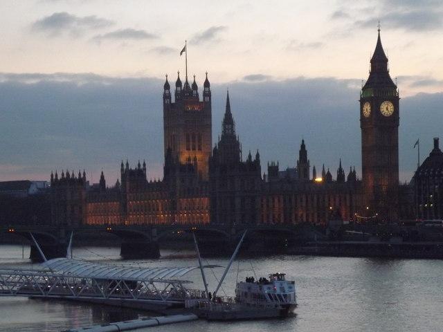 Parliament Skyline, Westminster