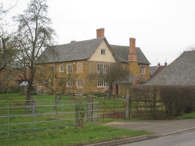 The Old Manor House, Long Clawson