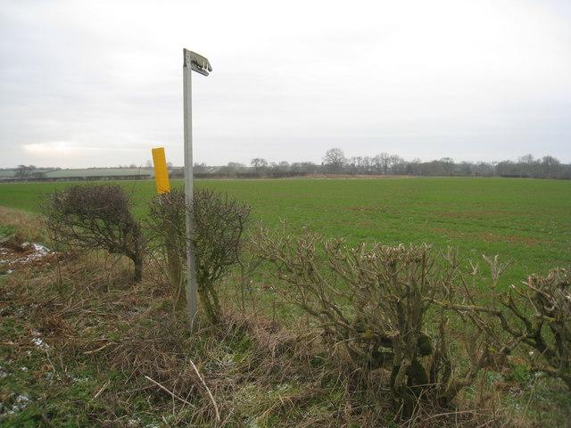 Bridleway to Clawson Lane