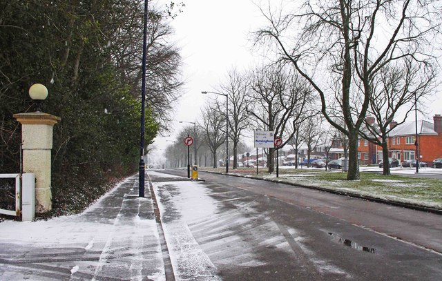 Lickey Road (B4120), Rednal, Birmingham