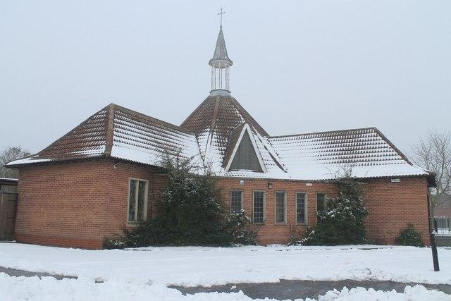 Ss Luke & Martin church, Birchwood
