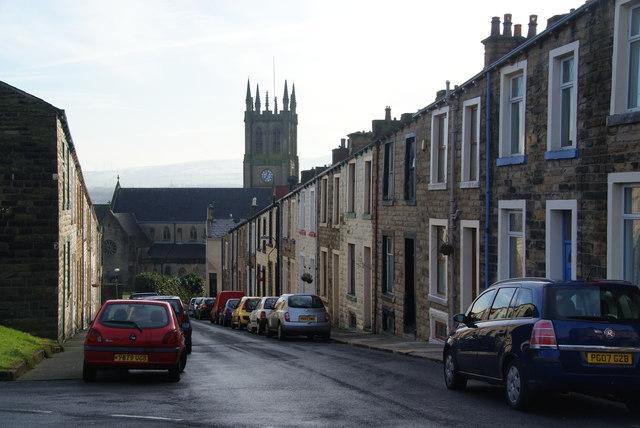 St Leonards Street, Padiham