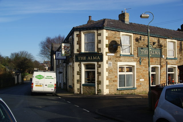The Alma, Padiham