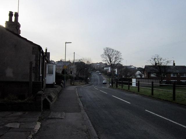 Raikes Lane, East Bierley