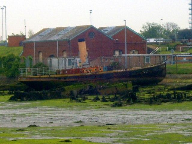 Vadne from field, May 2008