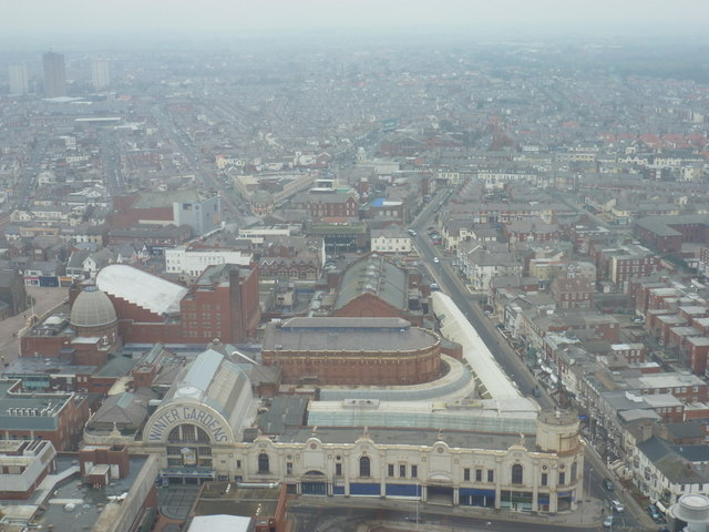 Blackpool: the Winter Gardens and beyond