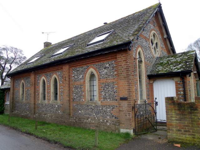Former chapel, Bowerchalke