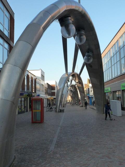 Blackpool: Birley Street