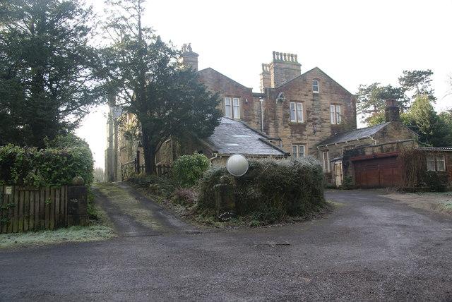 Balderstone Grange