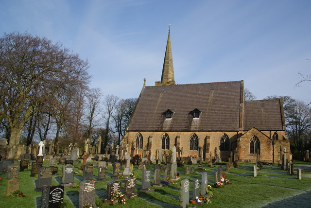 St Leonard's Church, Balderstone