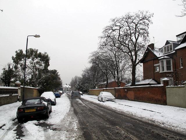 Hardy Road, Westcombe Park