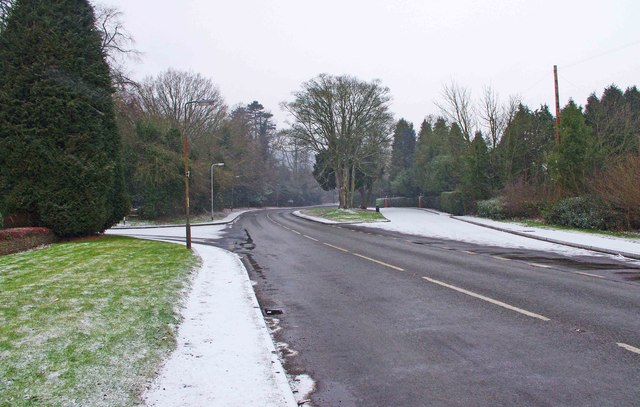 Kendal End Road (B4120), Barnt Green