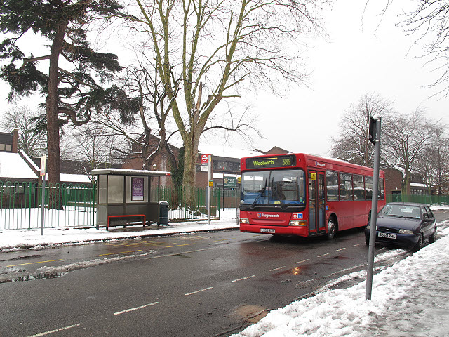 Bus to Woolwich