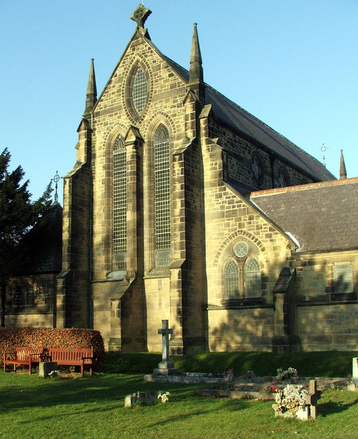 St John the Baptist RC Church