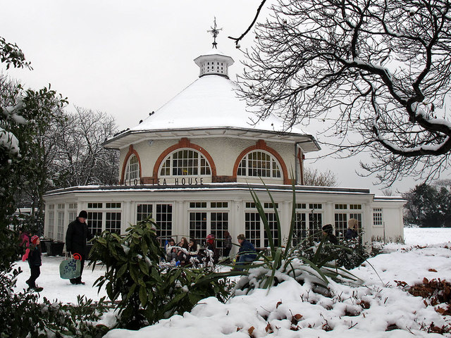 The Pavilion Teahouse