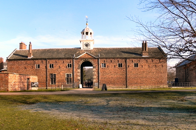 The Stable Block, Dunham Massey Hall