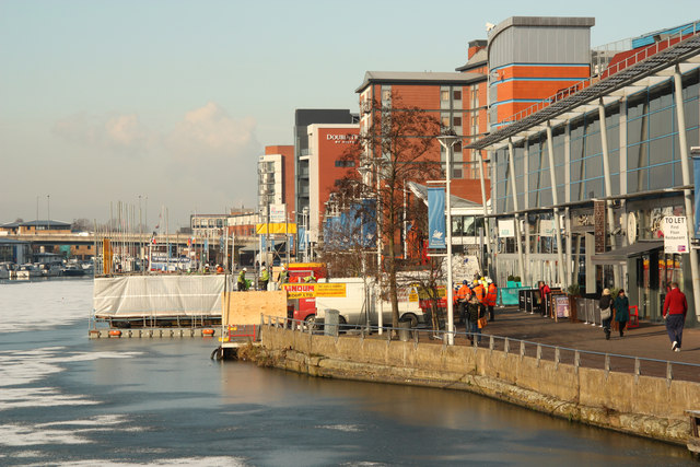 Brayford North development