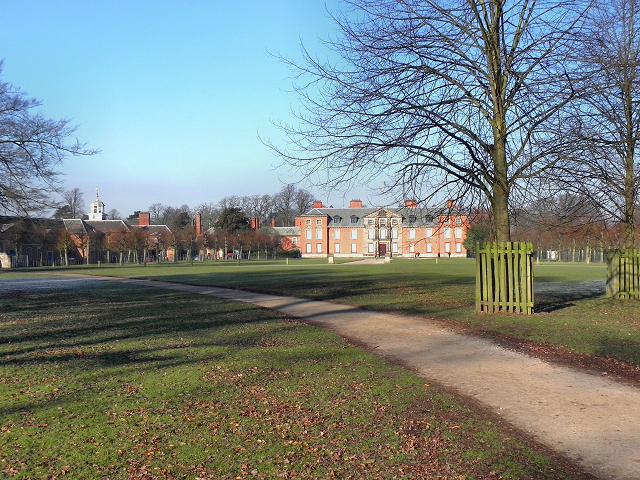Dunham Massey Hall and Lawns