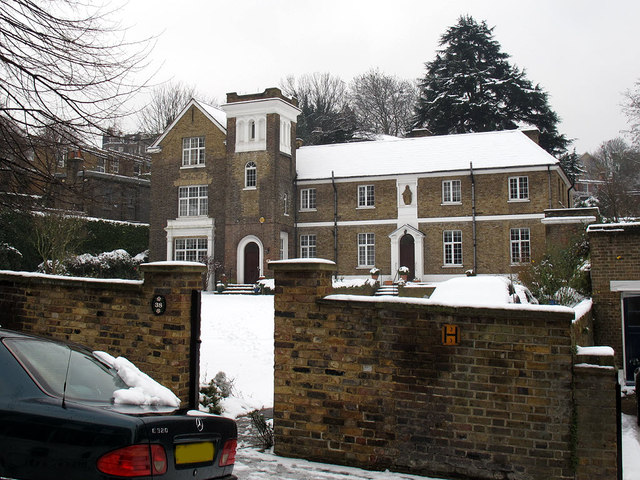 Dominican Convent on Hyde Vale
