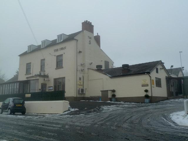 The Swan at Whittington