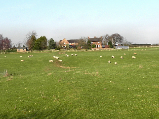 Higher Carr Green Farm
