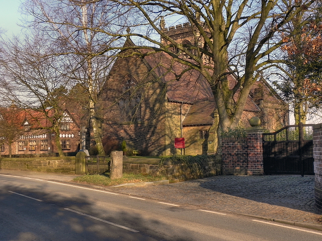 St Werburgh's Church, Warburton