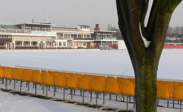 Grace Road Cricket Ground