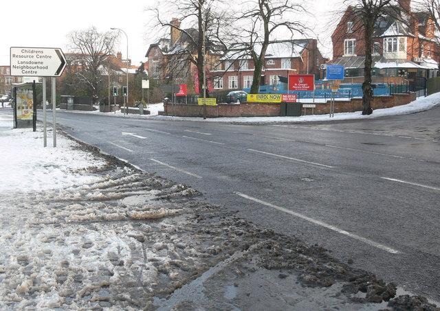 Aylestone Road
