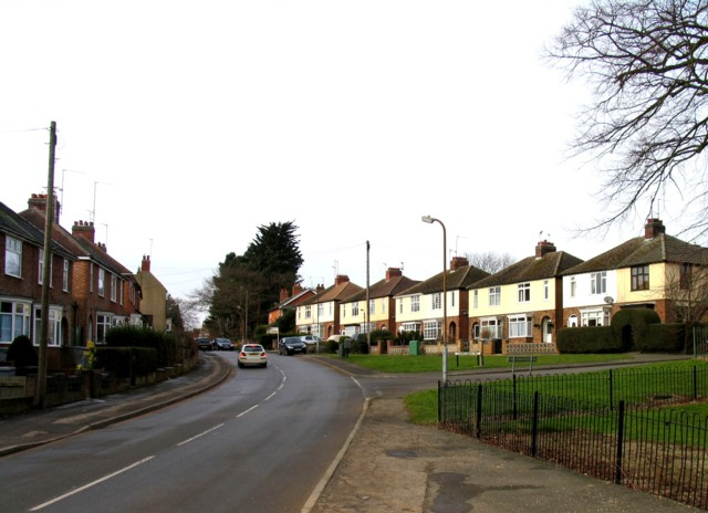 Rushton Road/Copeland Road junction