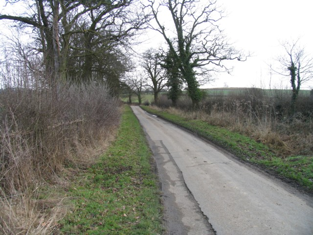 Wire Lane towards East Carlton