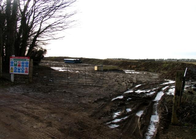 Pipeline site