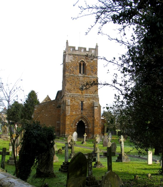 All Saints Rushton