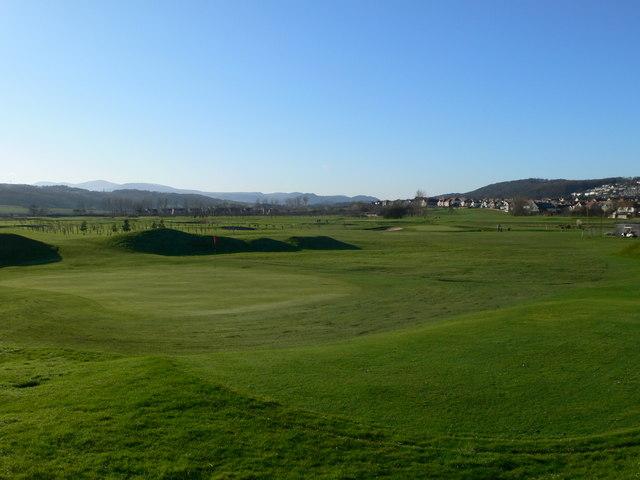 Rhos on Sea Golf Course