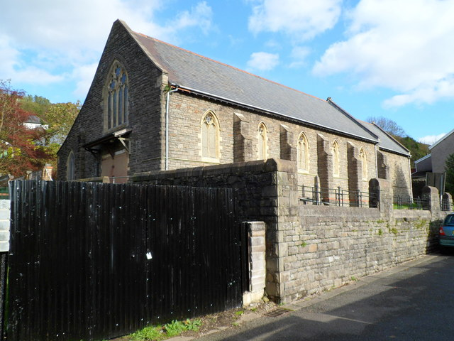 St Stephen's church, Ystrad
