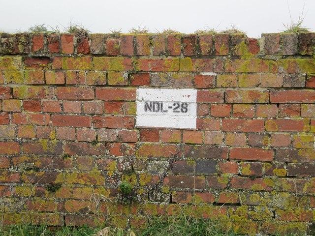 Number on the bridge