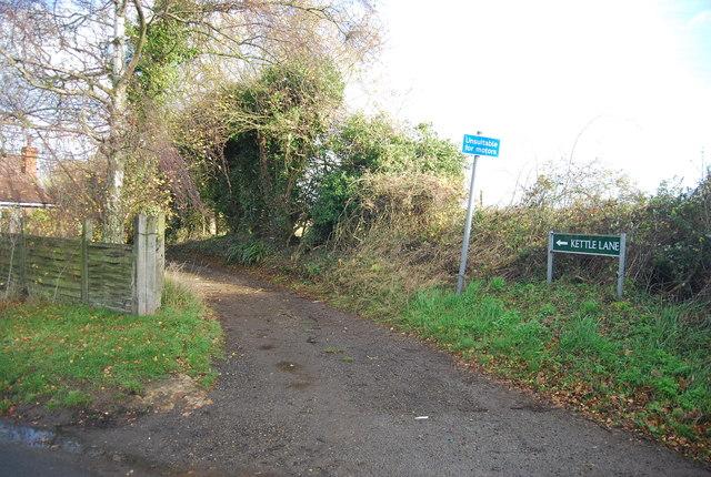 Kettle Lane