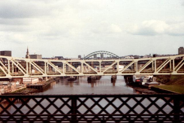 Newcastle upon Tyne 1983